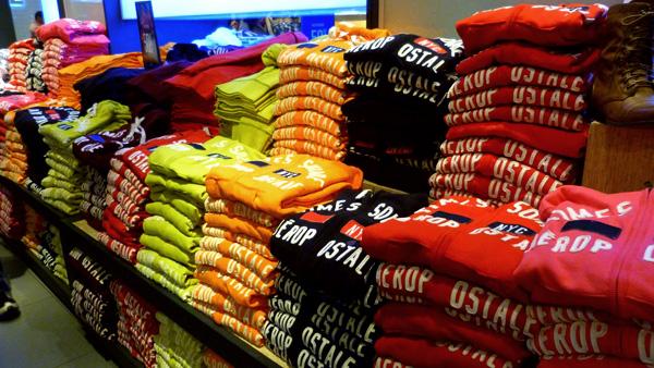 merchandising textil