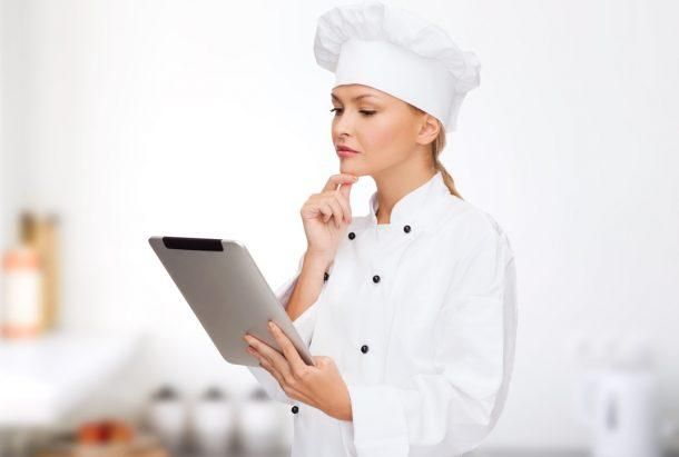La mejor manera de chupar al cocinero