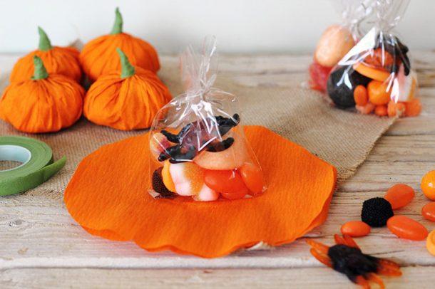 Caramelos para Halloween originales