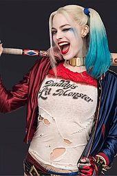 Harley Quinn- disfraz