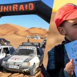 Garrampa patrocinará Dirty Irons en el Rally solidario Uniraid