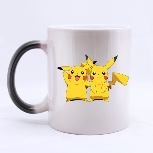 Taza promocional Pikachu Pokémon