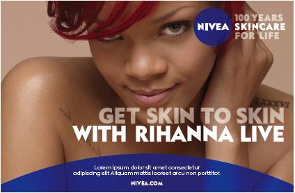 Rihanna y Nivea