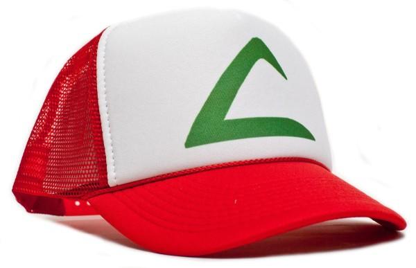 Gorra personalizada con símbolo Ash Ketchum Pokémon