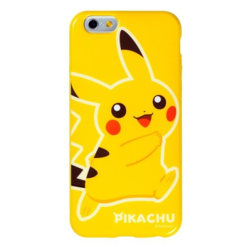 Carcasa de móvil personalizada Pikachu