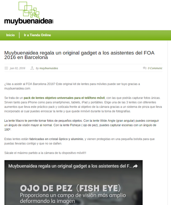 Blog Garrampa