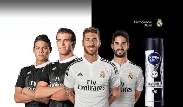 Real Madrid y Nivea