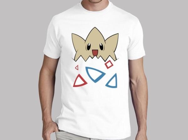 Camiseta personalizada Togepi