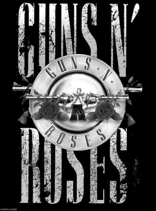 poster guns n roses