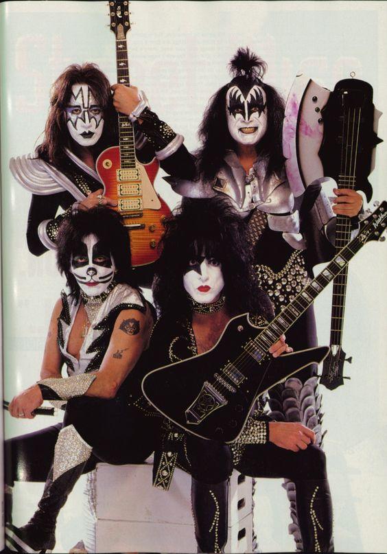 grupo musical kiss