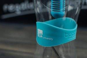 regalo personalizado botella de agua para empresa