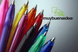 Cómo Utilizar los Bolígrafos Personalizados