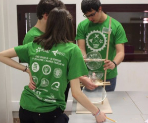 Colaboramos con la ronda nacional de la European Best Engineering Competition