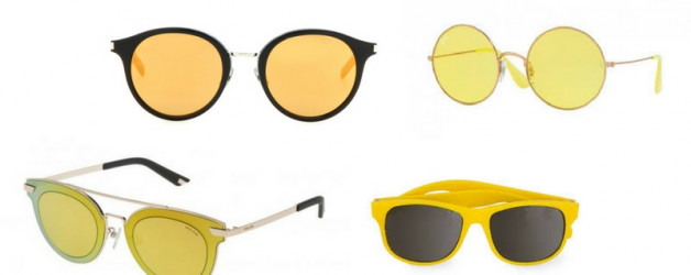 Tendencias para este verano: Gafas de Sol