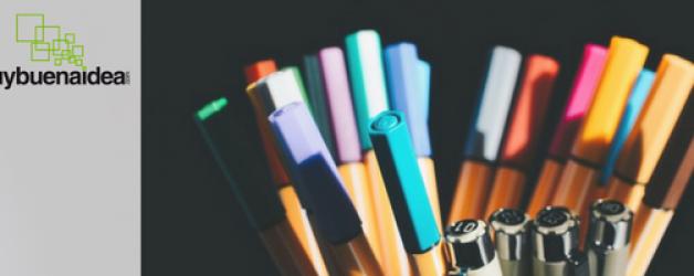 5 ideas para evitar los bolígrafos tradicionales