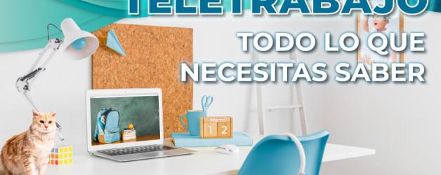 Teletrabajo: herramientas y recomendaciones imprescindibles