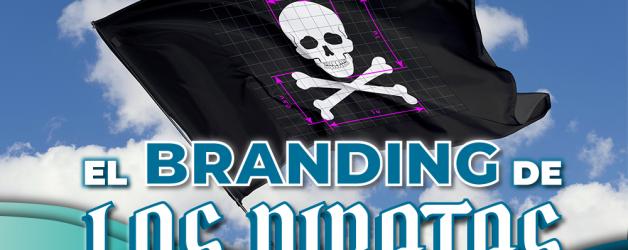 ¿Cómo sería el branding de los Piratas modernos?
