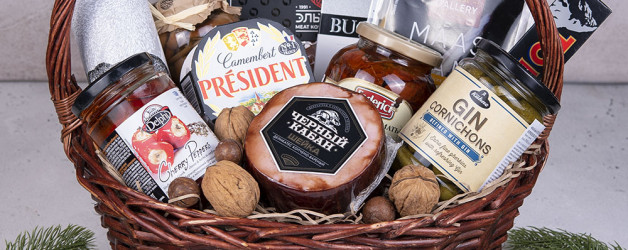 Compartir para la temporada: nuestras cinco mejores canastas de regalo gourmet