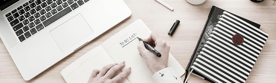 Artículos de escritura personalizados