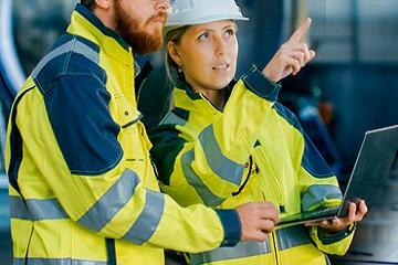 Uniformes personalizados y ropa de trabajo