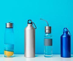 Botellas de agua personalizadas