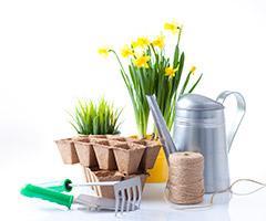 Regalos de jardinería personalizados