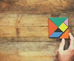 Juguetes y puzzles personalizados