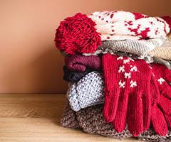 Accesorios para el invierno personalizados