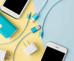 Accesorios de móvil y tablet publicitarios como regalo promocional de tecnología