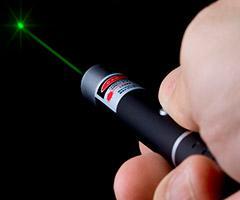 Punteros láser promocionales personalizados con tu logo como regalo publicitario de tecnología