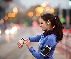 Tecnología deportiva personalizada