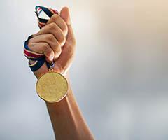 Trofeos y medallas personalizadas