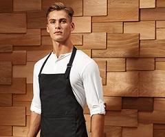 Delantales personalizados para camarero y cocinero