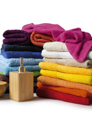 Toallas y albornoces towels by jassz de invitados rhine 30x50 cm con impresión imagen 2