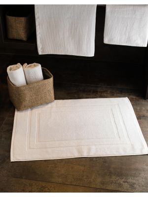 Toallas y albornoces towels by jassz alfombrilla baño tiber 50x70 cm vista 1