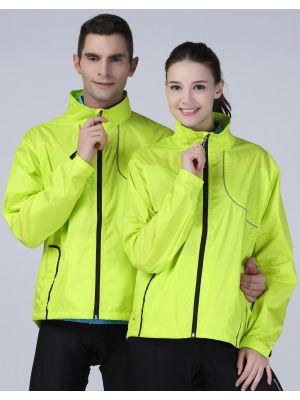 Equipaciones deportivas result chaqueta ciclismo spiro con publicidad imagen 3
