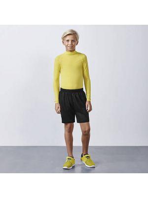 Camisetas técnicas roly best niño de poliamida con impresión vista 1