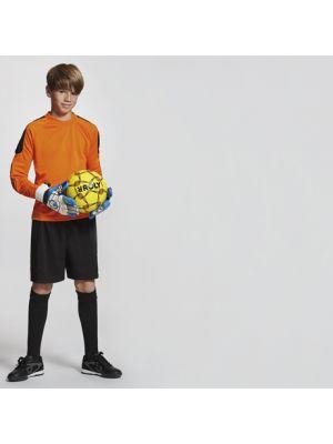 Equipaciones deportivas roly camiseta spider niño de poliéster con publicidad imagen 1