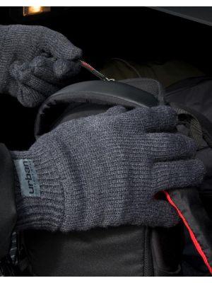 Guantes invierno result guantes thinsulate con forro con impresión vista 1