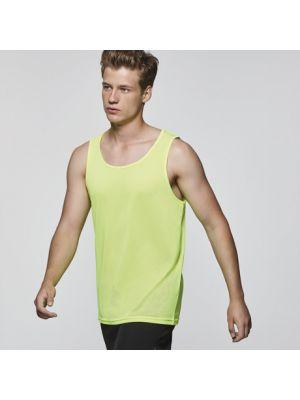 Camisetas técnicas roly interlagos de poliéster imagen 1