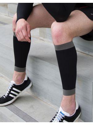 Complementos deportivos result calcetín de compresión gemelo vista 2