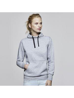 Sudaderas capucha roly urban mujer de algodon con impresión imagen 1
