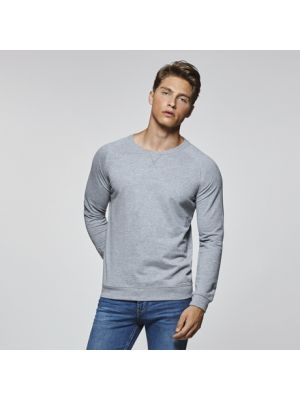 Sudaderas básicas roly annapurna de 100% algodón con publicidad imagen 1