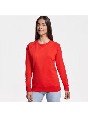Sudaderas básicas roly annapurna mujer de 100% algodón con publicidad vista 1