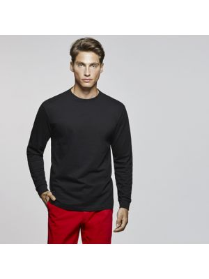 Camisetas manga larga roly ponter de 100% algodón imagen 1