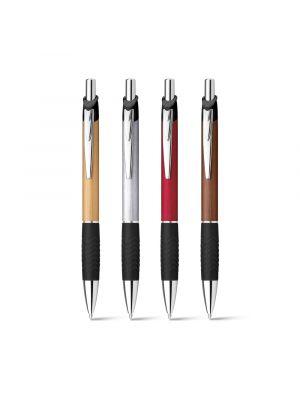 Bolígrafos básicos matyas de metal con impresión imagen 1