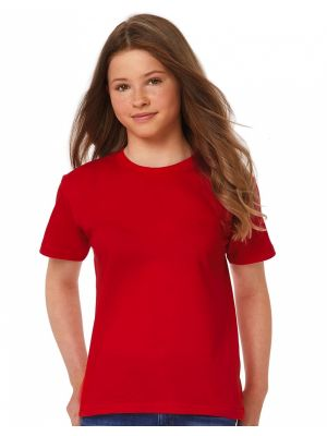 Camisetas b&c niño exact 150niño t shirt vista 1
