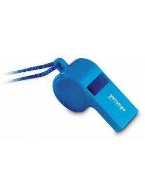 Bocinas y silbatos referee silbato con cordón seguridad de plástico con impresión vista 1