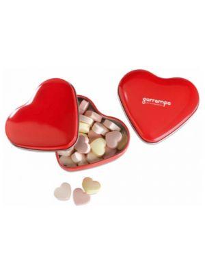 Caramelos lovemint de plástico para personalizar vista 1