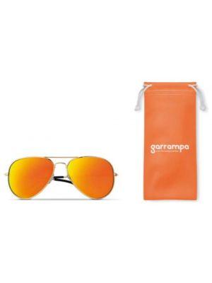 Gafas de sol personalizadas malibu de varios materiales con impresión vista 1